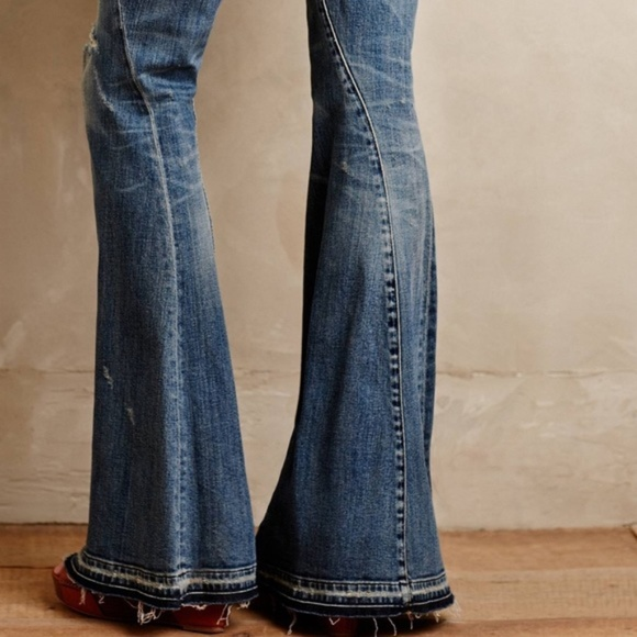 exquisite design big discount sale good out x Citizens of Hunamity Charlie Bell Bottom Jeans 24
